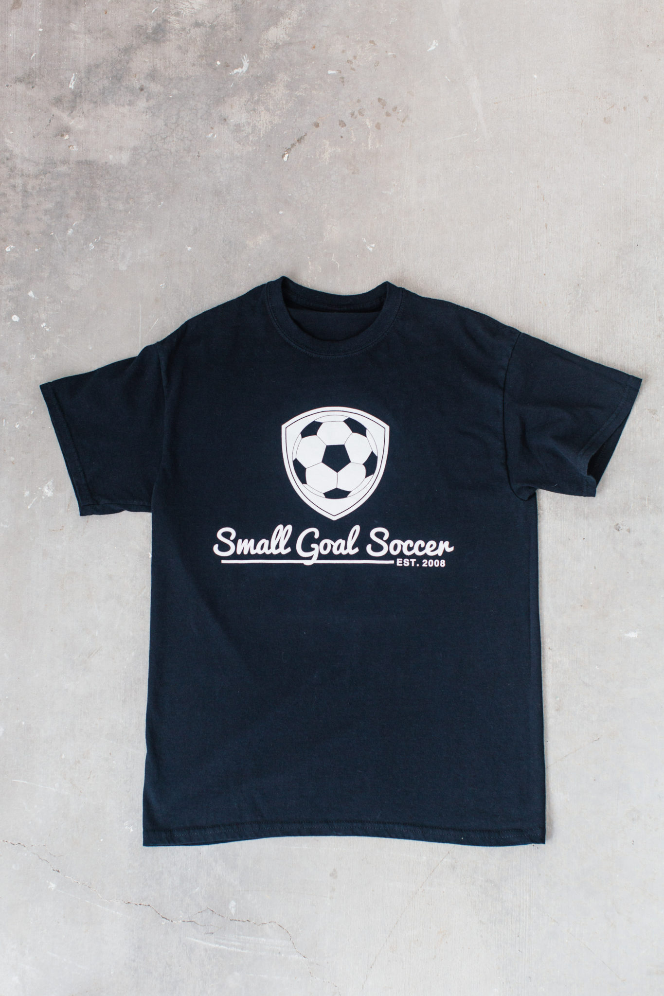 purchase cheap 98e80 4f0df Small Goal Soccer T-Shirt